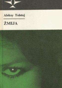 Okładka książki - Żmija