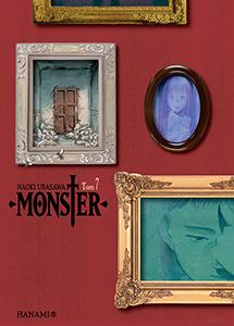 Okładka książki - Monster #7
