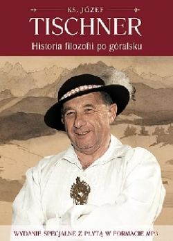 Okładka książki - Historia filozofii po góralsku