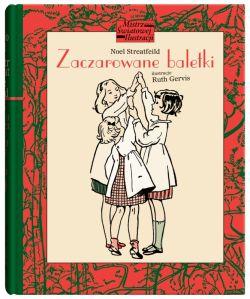 Okładka książki - Zaczarowane baletki