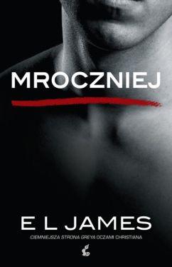 Okładka książki - Mroczniej.