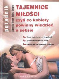 Okładka książki - Tajemnice miłości