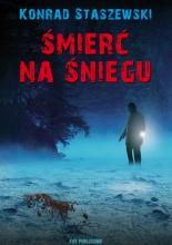 Okładka książki - Śmierć na śniegu