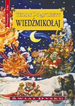 Okładka książki - Wiedźmikołaj