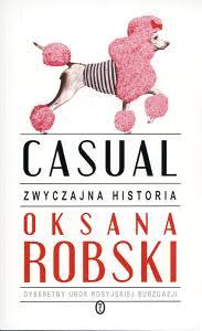 Okładka książki - Casual. Zwyczajna historia.