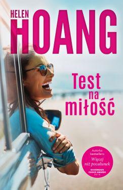 Okładka książki - Test na miłość