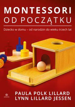 Okładka książki - Montessori od początku