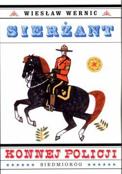 Okładka książki - Sierżant konnej policji