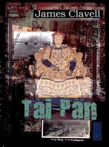 Okładka książki - Tai-pan
