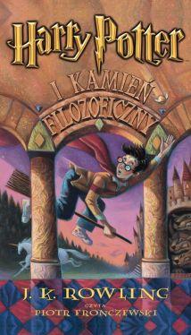 Okładka książki - Harry Potter i Kamień Filozoficzny (audiobook)