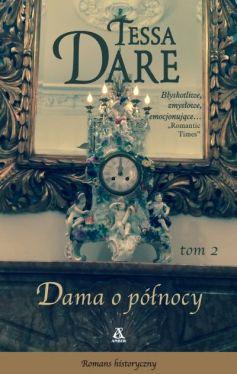 Okładka książki - Dama o północy. Tom 2
