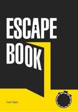 Okładka książki - Escape book