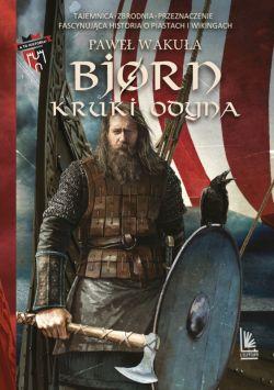 Okładka książki - Bjorn. Kruki Odyna