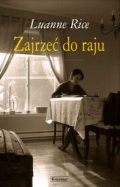 Okładka książki - Zajrzeć do raju