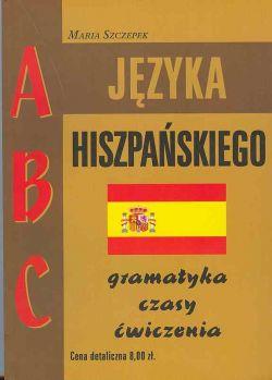Okładka książki - ABC Języka hiszpańskiego