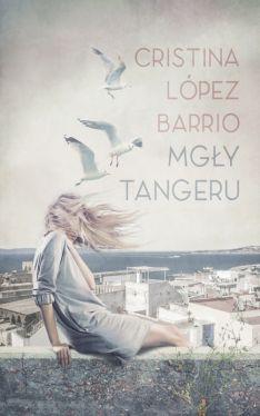 Okładka książki - Mgły Tangeru