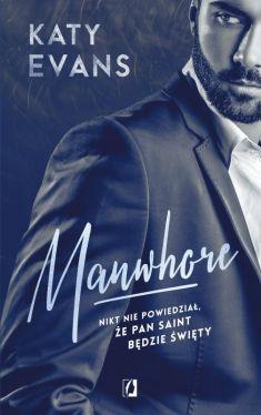Okładka książki - Manwhore 1