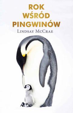 Okładka książki - Rok wśród pingwinów
