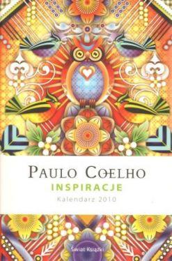 Okładka książki - Kalendarz inspiracje 2010
