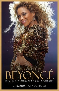 Okładka książki - Narodziny Beyonce. Historia niezwykłej kariery