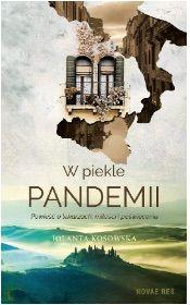Okładka książki - W piekle pandemii