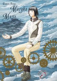 Okładka książki - Muzyka Marie. Tom 2