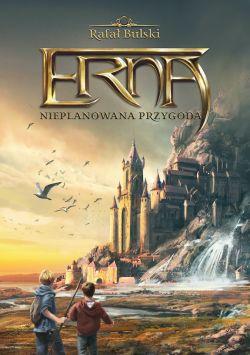 Okładka książki - Erna. Nieplanowana przygoda