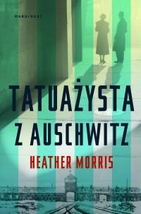 Okładka książki - Tatuażysta z Auschwitz