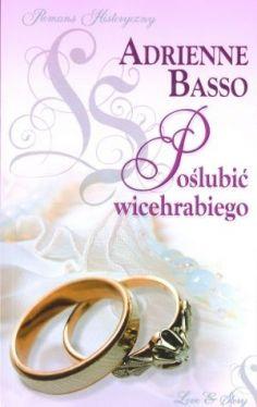 Okładka książki - Poślubić wicehrabiego