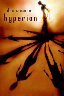 Okładka książki - Hyperion