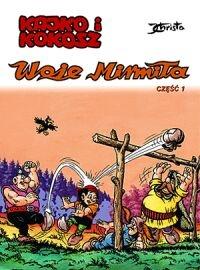 Okładka książki - Kajko i Kokosz. Woje Mirmiła 1