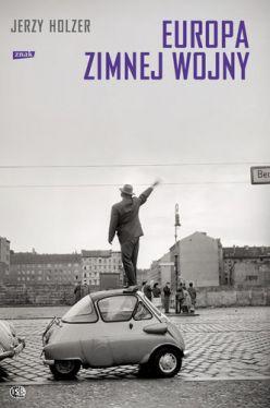 Okładka książki - Europa zimnej wojny