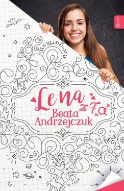 Okładka książki - Lena z 7a
