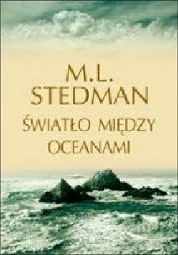Okładka książki - Światło między oceanami