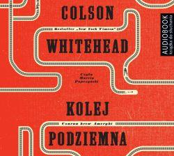 Okładka książki - Kolej podziemna. Czarna krew Ameryki. Audiobook