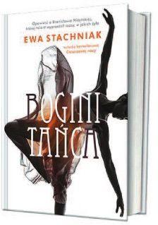 Okładka książki - Bogini tańca
