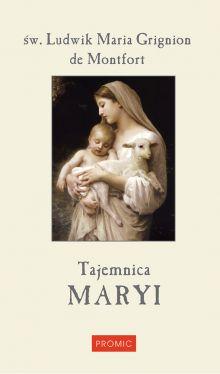 Okładka książki - Tajemnica Maryi