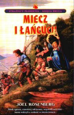 Okładka książki - Miecz i łańcuch