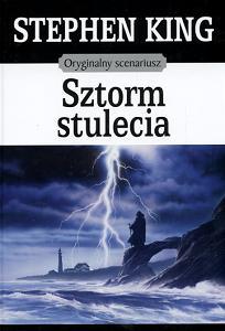 Okładka książki - Sztorm stulecia