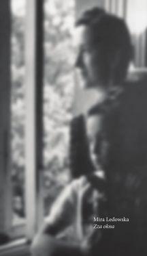 Okładka książki - Zza okna