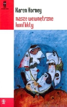 Okładka książki - Nasze wewnętrzne konflikty