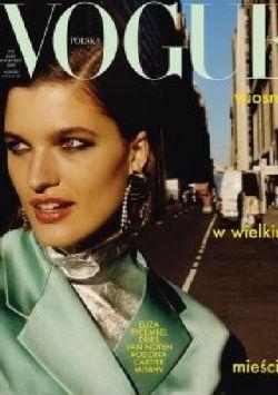 Okładka książki - Vogue Polska, nr 26/kwiecień 2020