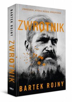 Okładka książki - Zwrotnik