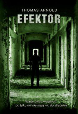 Okładka książki - Efektor
