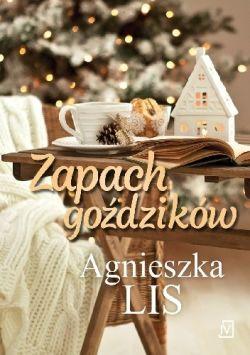Okładka książki - Zapach goździków