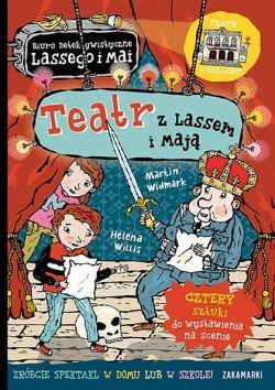 Okładka książki - Teatr z Lassem i Mają