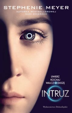 Okładka książki - Intruz