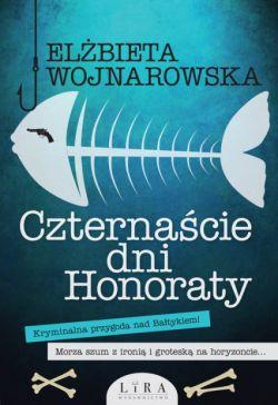 Okładka książki - Czternaście dni Honoraty