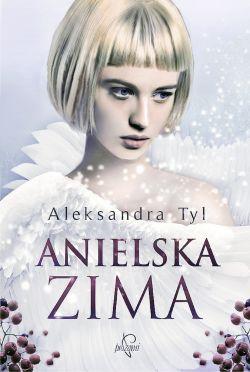 Okładka książki - Anielska zima