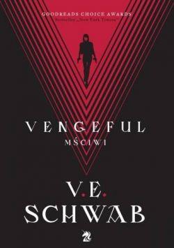 Okładka książki - Vengeful. Mściwi